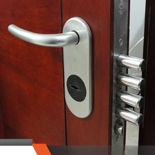 Puertas de Seguridad con Cerradura Securemme